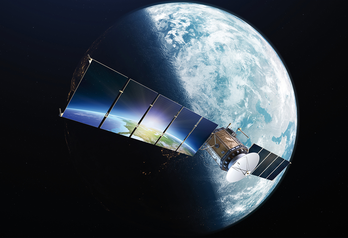 SkyMON satellite monitoring and geolocation is providing a valuable service for the commercial satellite industry and the security market. (Image credit: Atos)