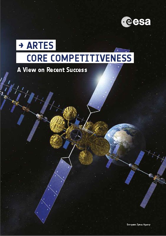 Click to download the ARTES Core Competitiveness brochure