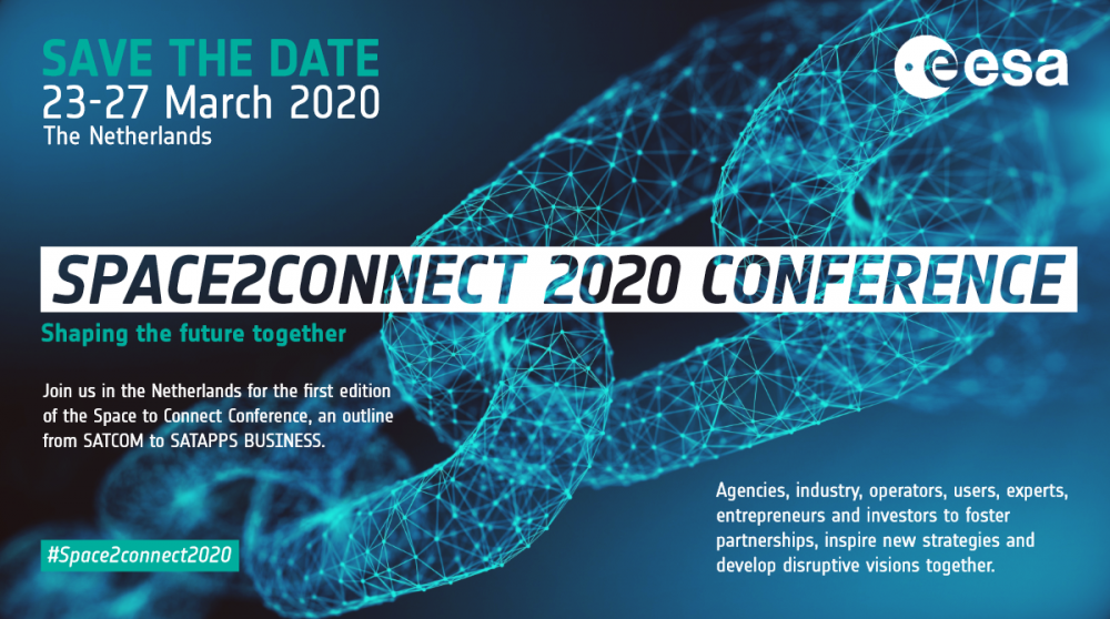 Space2Connect Conference 23-27 March 2020