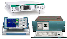 Some of the RF equipment you can borrow